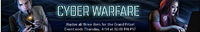 Cyber Warfare Free Gifts