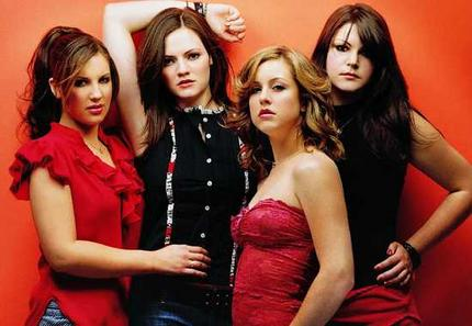The Donnas: It's So Hard
