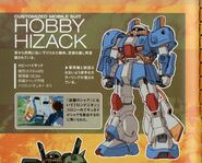 Hobby Hizack - SpecTechDetailDesign