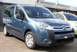 Citroen Berlingo II (2008) front