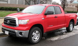 Toyota Tundra SR5 Double Cab -- 12-26-2009