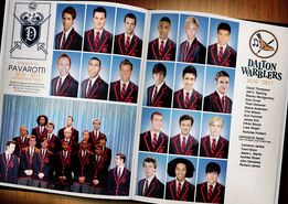 Dalton Warblers