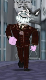 Mr Hollywood Toontown Wiki