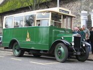 King Alfred 1931 Short bodied Dennis 30cwt