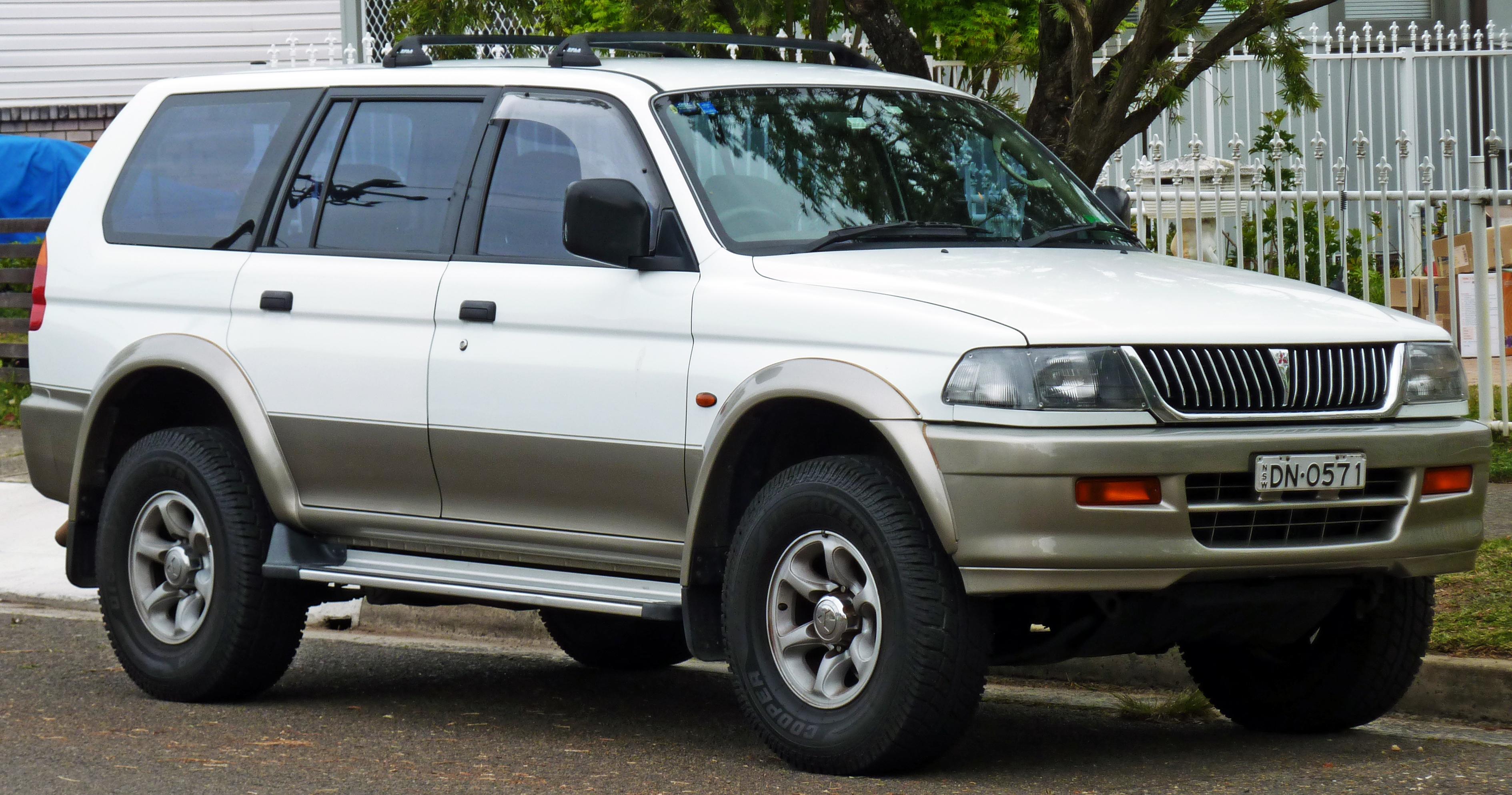 1998 2000 mitsubishi challenger pa wagon 02