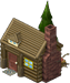 Log Cabin-icon
