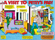 A Visit to Petey's Pad from Amazing Spider-Man Annual -4