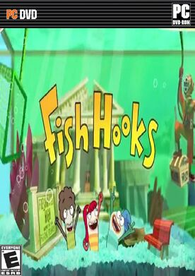 Fish Hooks Games on Fish Hooks  4j Studios Videogame    Video Game Fanon Wiki
