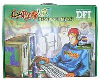 DFI LANPARTY UT NF590 SLI-M2R-G box