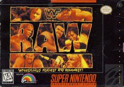 WWF Raw (SNES) (NA)