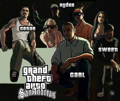 Gta Dag Avto Grand Theft Auto San Andreas Super Cars