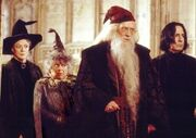 Komnata tajemnic dumbledore