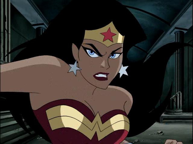 Wonder Woman Beaten Justice League Wonder Woman V.S Storm...
