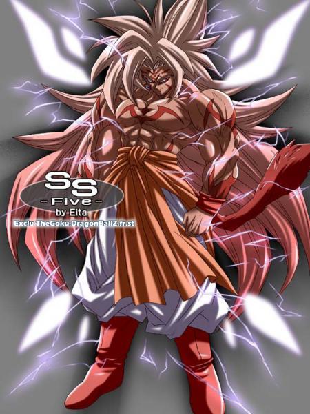 Image - Super saiyan 5 broly.jpg - Ultra Dragon Ball Wiki