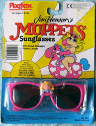 Playtime 1991 sunglasses piggy