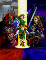 Characters (Ocarina of Time)