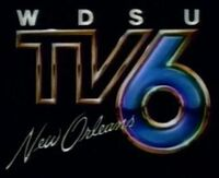 1986 WDSU 6 NewsCenter 6 Tonight Open