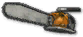 Weap melee chainsaw