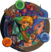 Oracle of Ages Characters