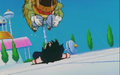 Salt gaveing gohan a beating