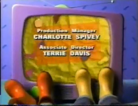 Barney and friends end credits season 4-6 - Berenstain bears