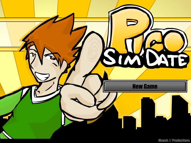 Pico Sim Date - Wikigrounds, the free Newgrounds encyclopedia