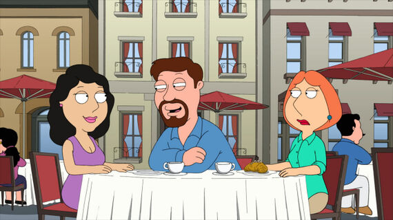 Family Guy Season 9 Episode 17 Foreign Affairs