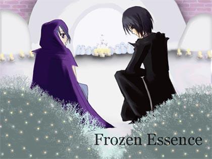 Frozen essence dating sim