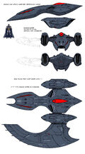 Batwing design by chuckdee