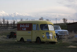 InternationalHarvesterMetroPanelVan