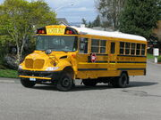 IC BE school bus