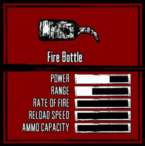 Rdr weapon fire bottle
