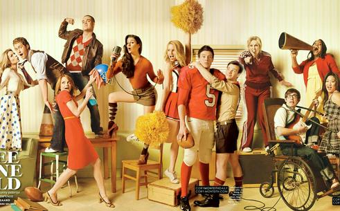 Glee cast promo 2