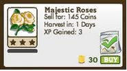 Majestic Roses Market Screen-icon