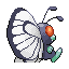 Butterfree GenIII Back