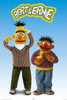 Bert&amp;Ernie-Poster-Germany2008