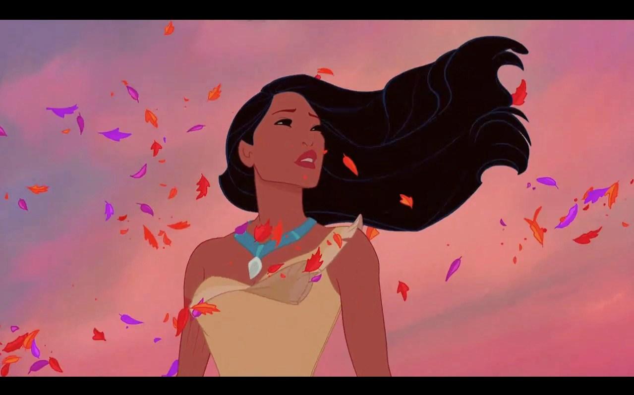 Disney Pocahontas Drawing Pocahontas Disney Movie