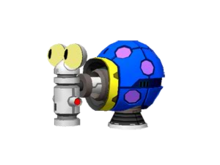 S4 Bubbles Sprite