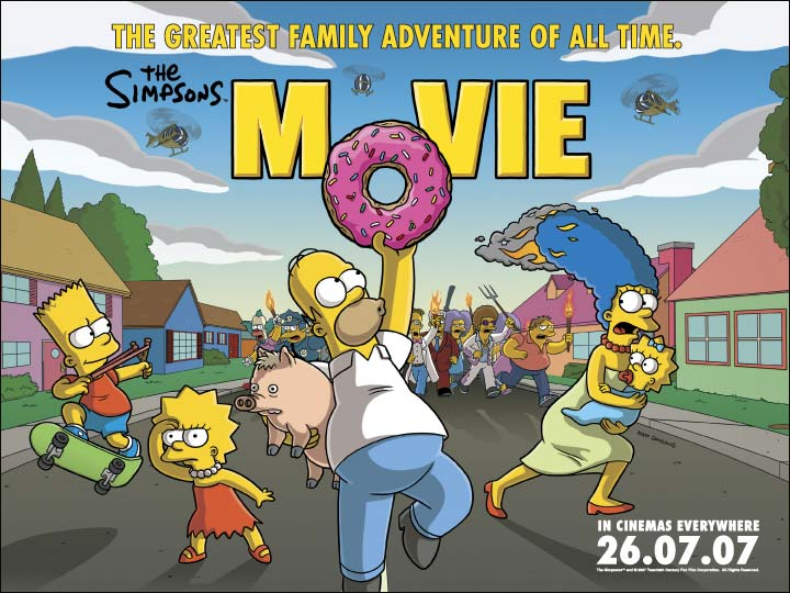 directed by david silverman produced by james l brooks matt groening ...