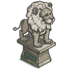 Lion Statue-icon