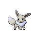Eevee shiny HGSS game