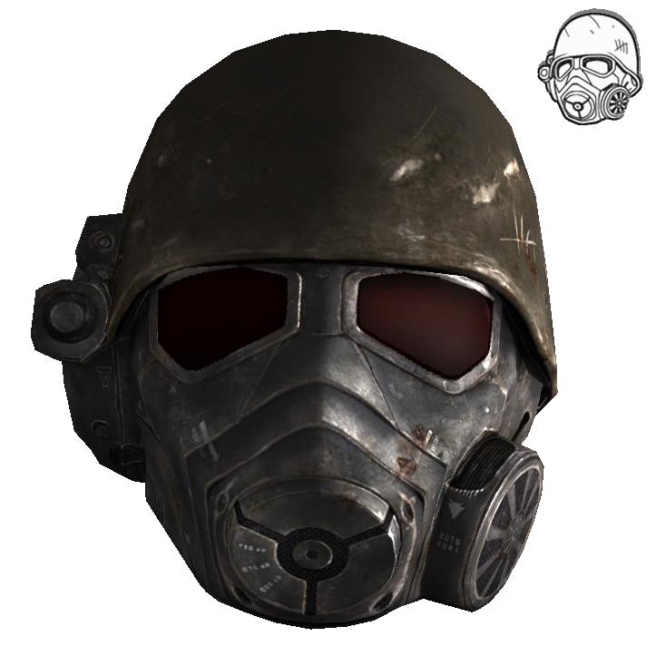 Как сделать шлем рейнджера fallout