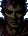 Leon Dark Knight GBA Portrait