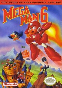 Mega Man 6