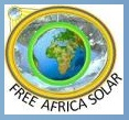 Free Africa Solar logo