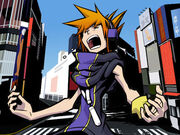 Neku Screaming