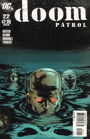 Cover for Doom Patrol #22
