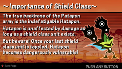 Importance of shield class