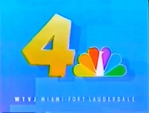 File:WTVJ News 4 at Noon 1989.jpg - Logopedia, the logo and ...