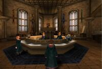 Fred and George&#39;s Bathroom